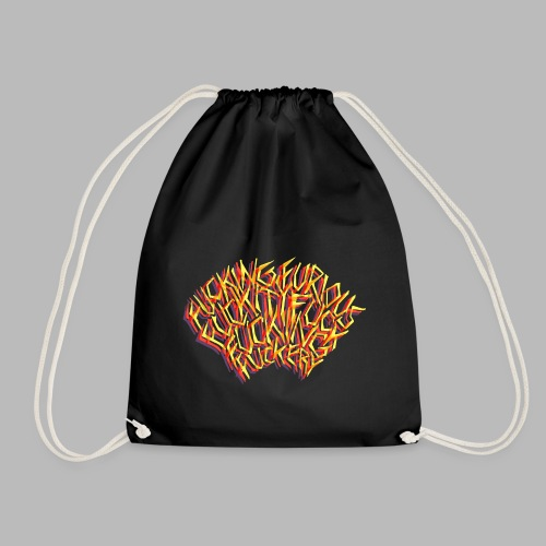 FUCKING FURIOUS! - Drawstring Bag