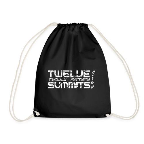 twelve summits fichtelgebirgef fahrradfahren - Turnbeutel