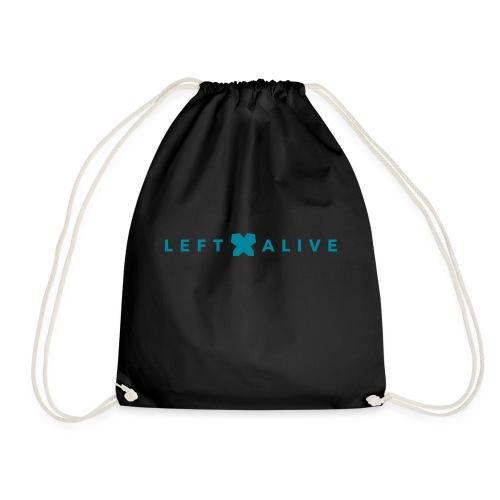Logo Left Alive line - Gymtas