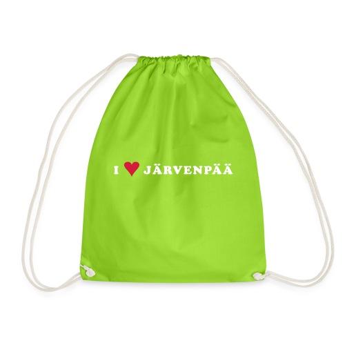 I LOVE JARVENPAA - Jumppakassi