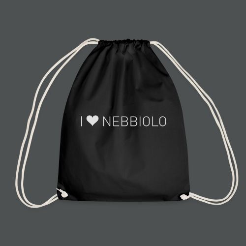 I love Nebbiolo - Gymbag