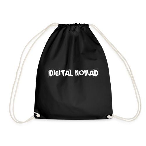 DIGITAL NOMAD - Turnbeutel