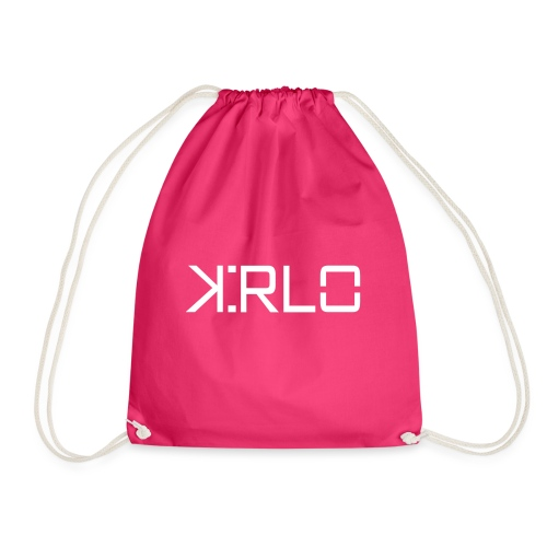 Kirlo Logo Blanco - Mochila saco