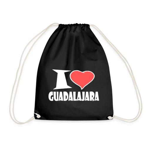 I love Guadalajara - Turnbeutel