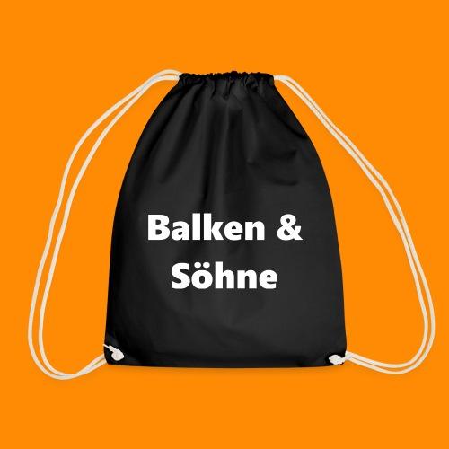 Balken & Söhne - Turnbeutel