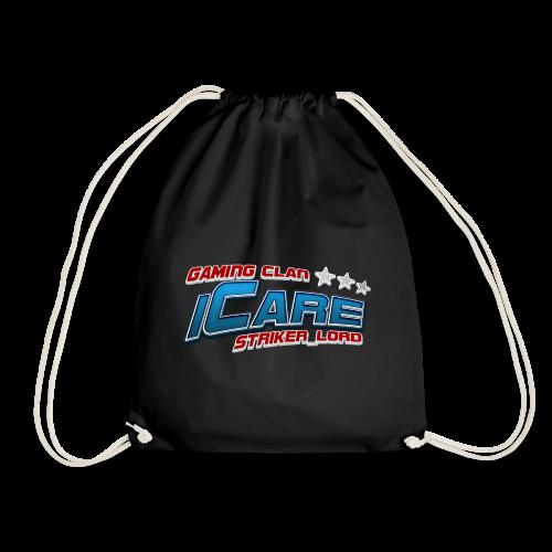 icare logo strikerlord - Drawstring Bag
