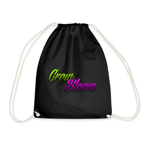 Grow Bloom - Mochila saco