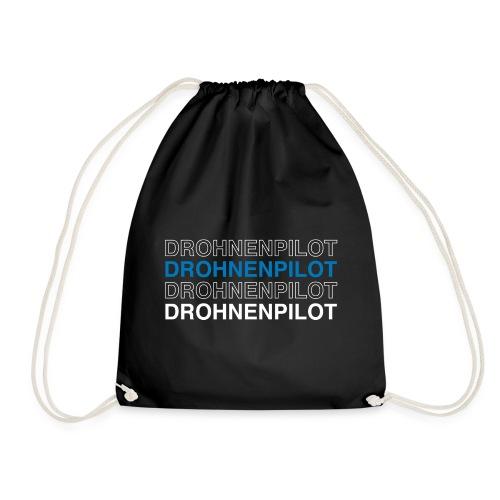 Drohnenpilot - Turnbeutel