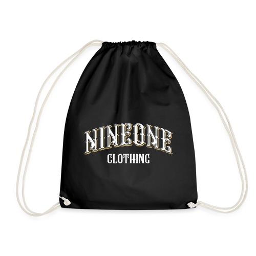 Nineone Classic Style 01 white - Turnbeutel