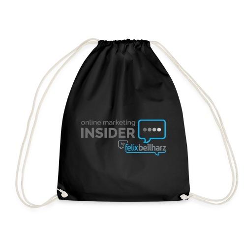 Online Marketing Insider - Turnbeutel