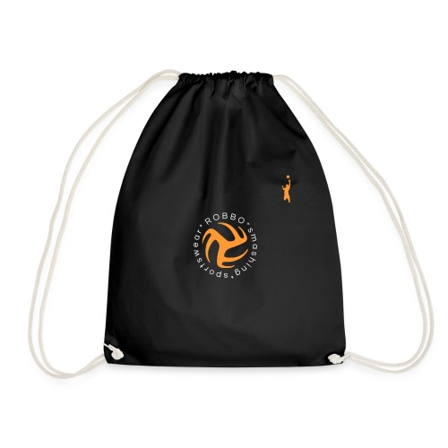 ROBBO SHIRT master VOLLEY PLUS ICON - Drawstring Bag