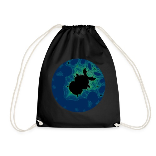 Lace Beetle - Drawstring Bag