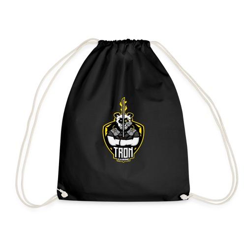 Tron-Gaming-Logo-Gelb-Transparent - Turnbeutel