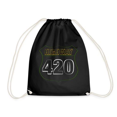 HIGHWAY420 - Turnbeutel