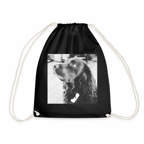 The dog of dreams - Drawstring Bag