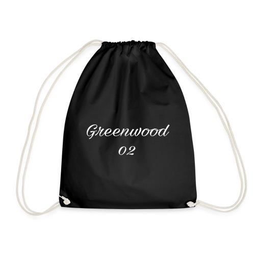 Greenwood 02 Design - Drawstring Bag