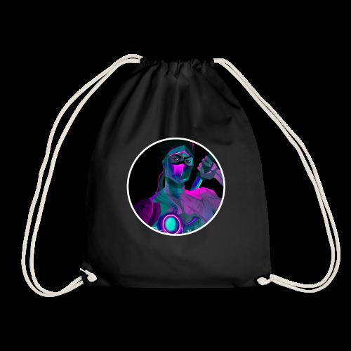 Neon Genji - Drawstring Bag