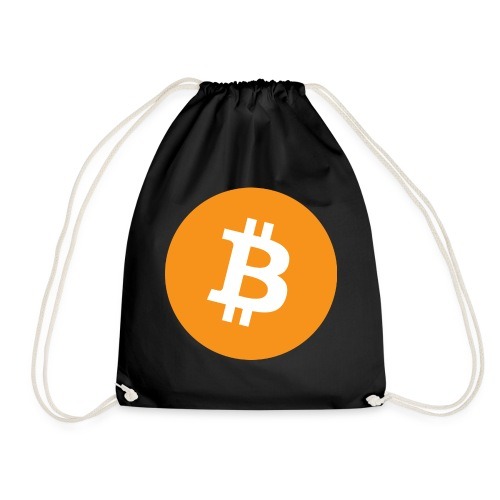 Bitcoin - Drawstring Bag