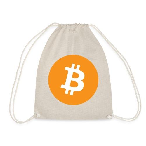 Bitcoin - Drawstring Bag