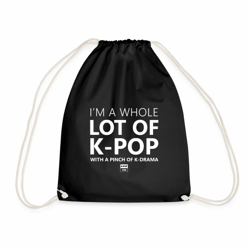 K-POP Premium Design - Drawstring Bag
