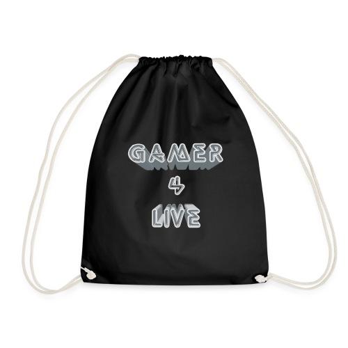 Gamer 4 Live 3D - Turnbeutel