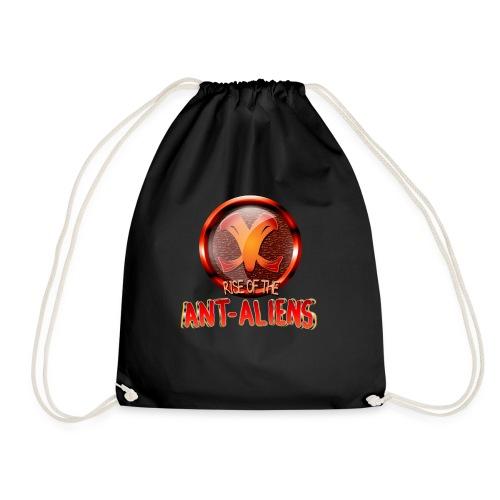 Ant-aliens Icon - Drawstring Bag
