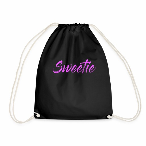 Sweetie - Drawstring Bag