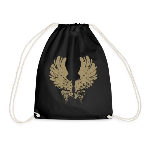 Guardian Wings - Drawstring Bag
