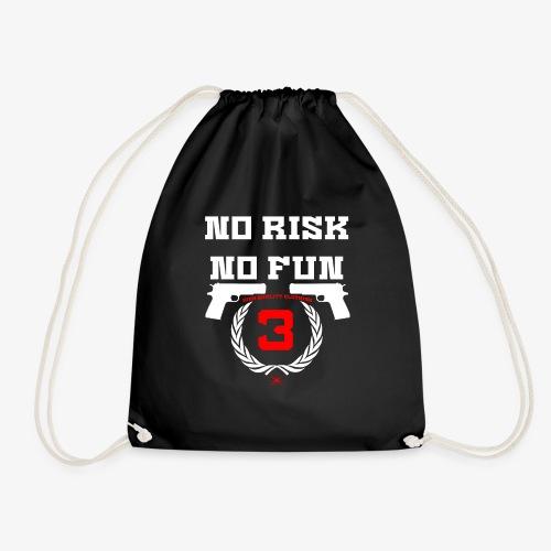 Kein Risiko - Kein Spaß - Turnbeutel