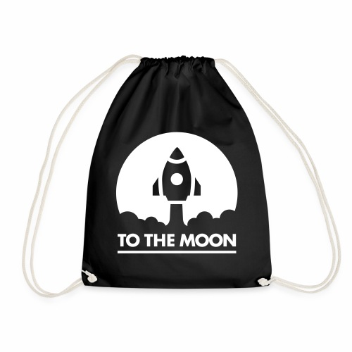 To The Moon - Turnbeutel
