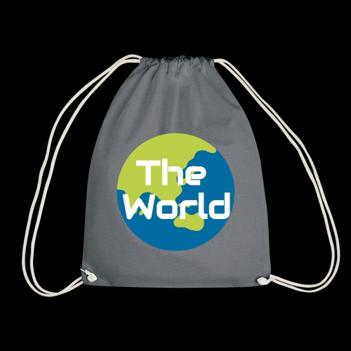 The World Earth - Sportstaske