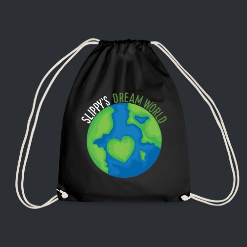 Slippy's Dream World Small - Drawstring Bag