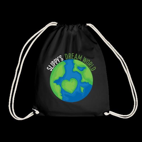Slippy's Dream World Small - Drawstring Bag