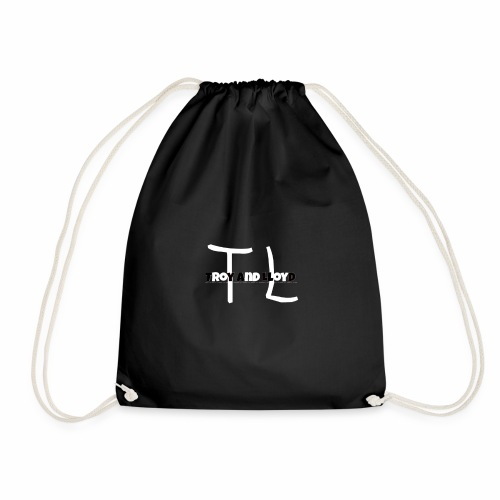 Troy and Lloyd - Drawstring Bag