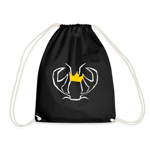 King Sebastian Transparent - Drawstring Bag