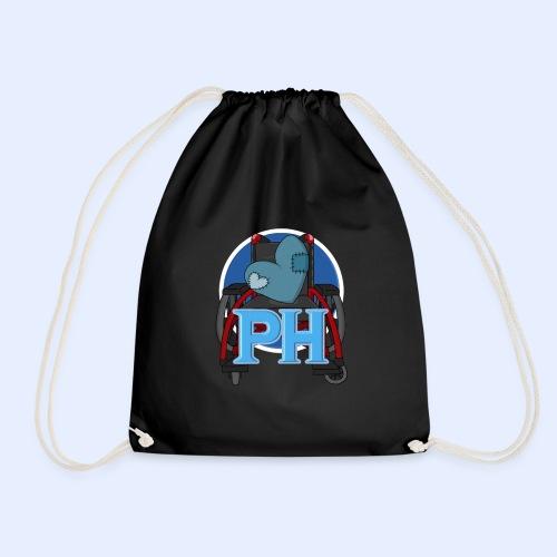 Piper Logo Large - Drawstring Bag