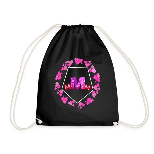 MeowwMegsieMoo - Drawstring Bag