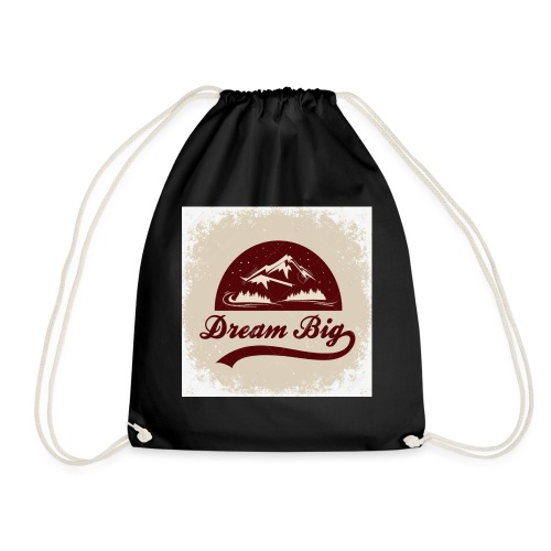 Does what it says on the tin! - Drawstring Bag