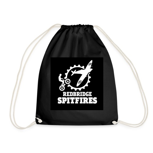 Redbridge Spitfires Logo - Drawstring Bag