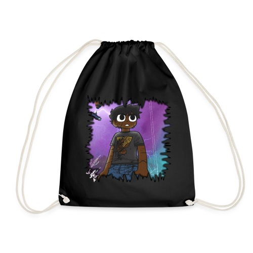 Lanterns Portal - Drawstring Bag