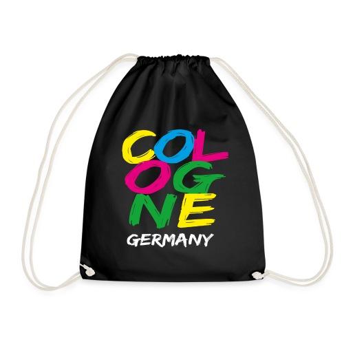 Colorful Cologne - Turnbeutel