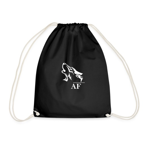 Alpha Wolf Fitness - Drawstring Bag