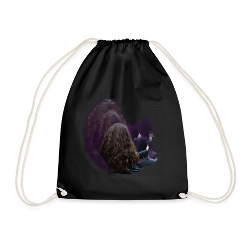 Cloudy Galvez's Home Kit - Drawstring Bag