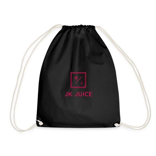 JK WIT DA JUICE - Drawstring Bag