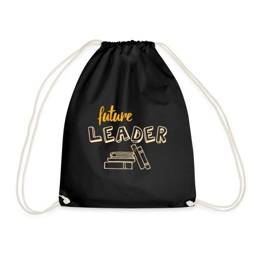 Future Leader - Yellow - Drawstring Bag