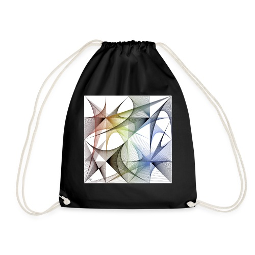 Digital One - Drawstring Bag