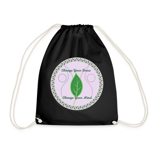The Anti-Diet Lifestyle - Drawstring Bag