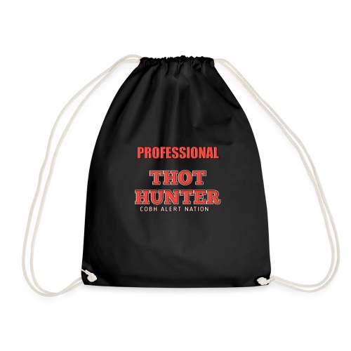 THOTHUNTER - Drawstring Bag