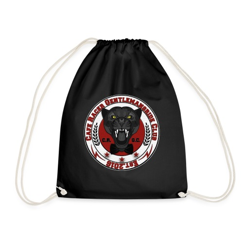 logopanthercrfcnew - Drawstring Bag