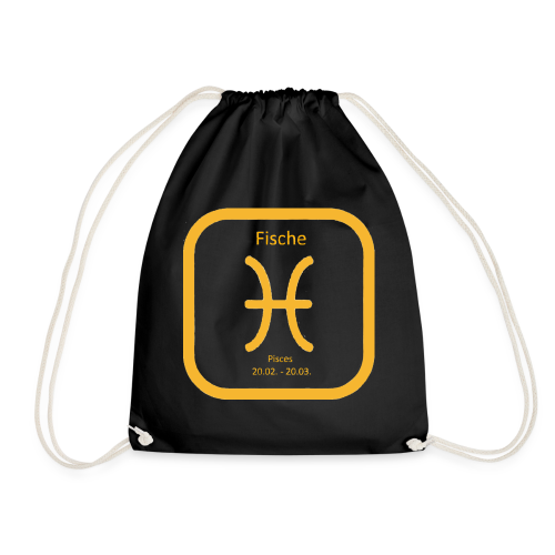 Horoskop fish12 - Worek gimnastyczny